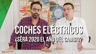 Coches eléctricos, el ahora y el futuro