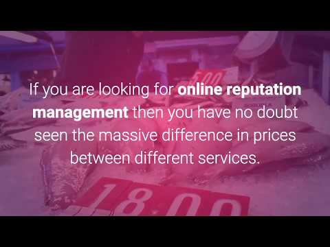 Online Reputation Management Services For Individuals