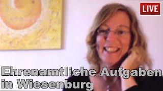 Bürgermeisterin Wiesenburg - Kandidatin Dorothee Bornath - Ehrenamt und der Bahnhof Wiesenburg