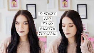 Tarteist Pro to Go Palette Tutorial