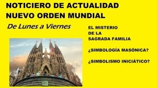 preview picture of video 'El Misterio de la Sagrada Familia de Gaudí'