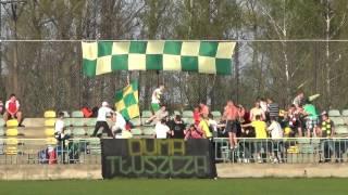 preview picture of video 'Tłuszcz: TKS Bóbr Tłuszcz - Mazur Radzymin - tak się bawi TKS (28.04.2012)'