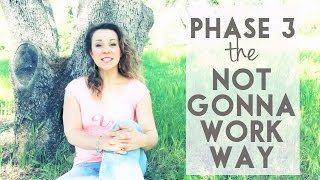 How to do Phase 3 hCG Diet - the Not Gonna Work Way