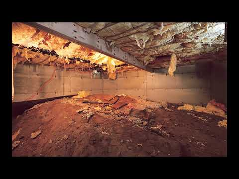 Rain Can Destroy Your Crawl Space, And Home!