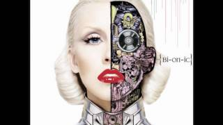 "Christina Aguilera - Monday Morning (From the Deluxe Edition of ""Bionic"") [With Lyrics]"