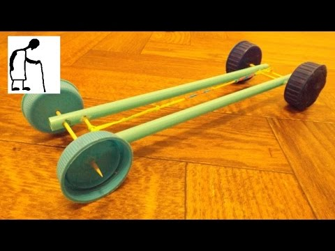 Rubberband car 3d design and discovery learning project by thingiview malvernweather Images