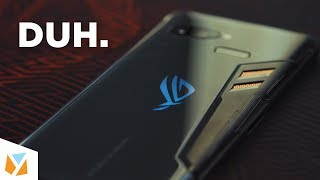 ASUS ROG Phone Gaming Review: CAN IT GAME?
