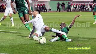 Les images du match ALGERIE – ZAMBIE