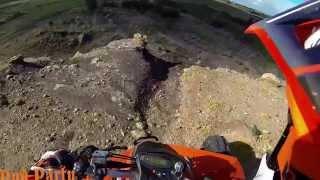 preview picture of video 'Quad Mud Party Solfatara GoPro Hero 3'