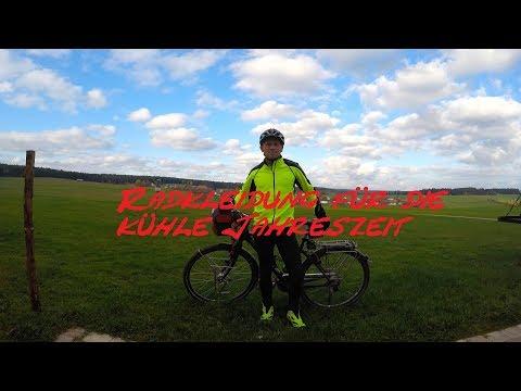 Winterradkleidung - Fahrradkleidung für die kalte Jahreszeit