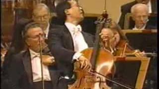 Yo-Yo Ma: Elgar Cello Concerto, 4th mvmt
