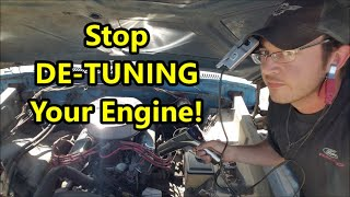 Tuning a Distributor's Advance Curve (For MAX Performance & Power!)