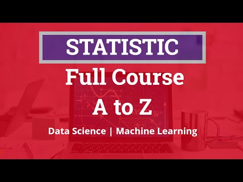 Statistic for beginners | Statistics for Data Science