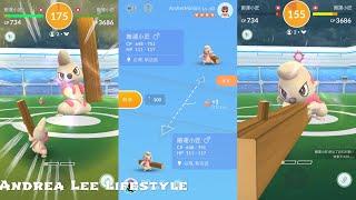 Timburr  - (Pokémon) - 《Pokemon Go》搬運小匠vs搬運小匠~為什麼我的搬運小匠交換後沒有通信進化~全眾地區寶可夢 ドッコラー Timburr