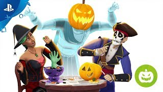 The Sims 4 - Spooky Stuff Trailer | PS4