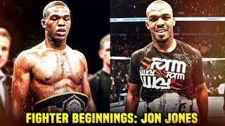 Fighter Beginnings: Jon Jones