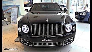 Bentley Mulsanne 2018 NEW FULL Review Interior Exterior Infotainment