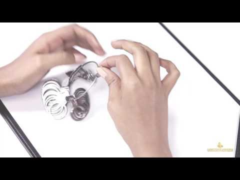 अपनी अँगूठी के लिए उँगली का सही नाप कैसे लें हिंदी