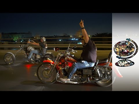 Meet Iraq's First Biker Gang