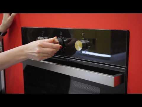 Электрический духовой шкаф Maunfeld MEOF 676B черный