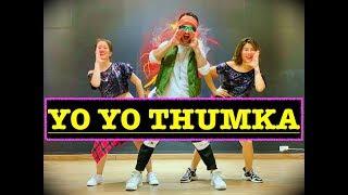 Yo Yo Honey Singh Thumka Bollywood Zumba Easy Steps Pagalpanti