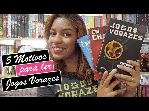 5 Motivos para ler/assistir a saga Jogos Vorazes | Leticia Mateuzi