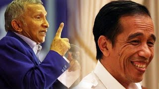 Di Balik Agenda Pertemuan Amien Rais & Jokowi yang Bersyarat