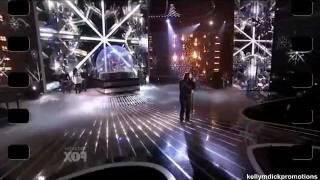 Josh Krajcik - The X Factor U.S. - Finals - Please Come Home For Christmas