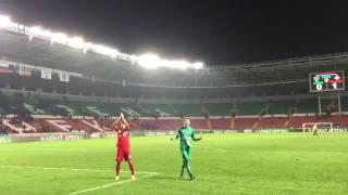 Терек Спартак 0 1 Ребров после матча