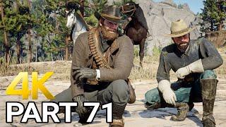 Red Dead Redemption 2 PC Gameplay Walkthrough Part 71 - RDR2 PC 4K 60fps