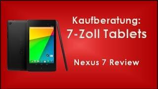 7-Zoll Tablet Empfehlung: Nexus 7 2013 (German) (HD)