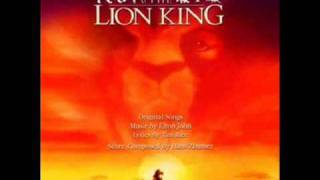 The Lion King 2  He Lives In You WLyrics