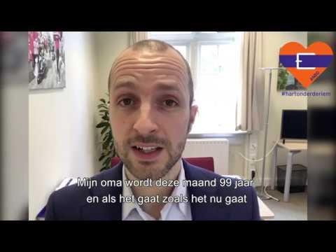 Maarten Hijink kamerlid SP