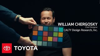 Toyota Tech Talk: William Chergosky | Toyota