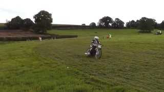 preview picture of video 'FGA Round 10 - Race 1 - Hampton, Malpas - 27th September 2014  - Youths'