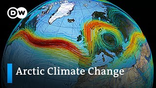 Melting arctic ice fuels climate change and extreme weather events   DW News