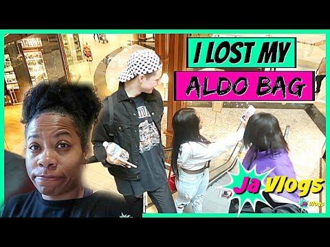 I Lost My Aldo Bag | Mall Vlog | JaVlogs