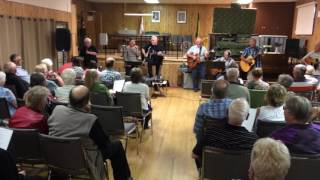 I'll Fly Away by saskajammers at Borden's Seniors Grand Ole Opry