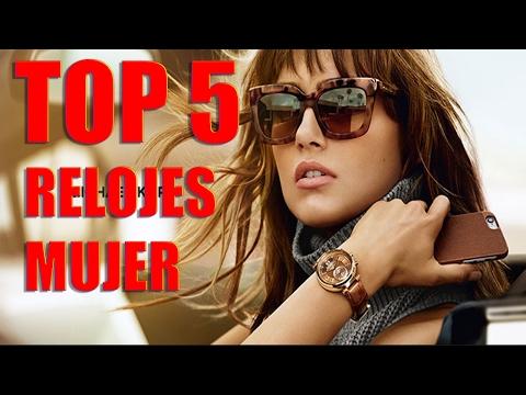 TOP 5 | RELOJES DE MUJER 2017