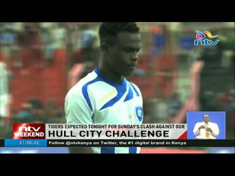 Hull City Tigers expected in the country for Sunday's clash against Gor