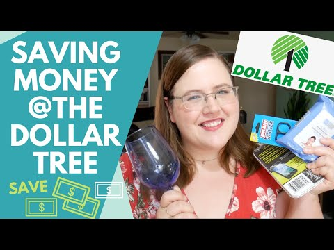 The BEST Frugal Things at The Dollar Tree - Money Saving Products!
