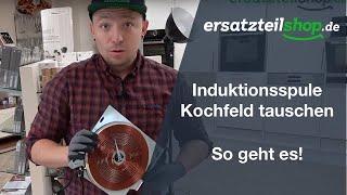 Induktionsspule Kochfeld tauschen - so geht es!