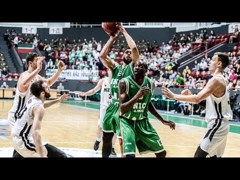 UNICS vs Nizhny Novgorod Highlights Quarterfinals Game 1, May 23, 2018