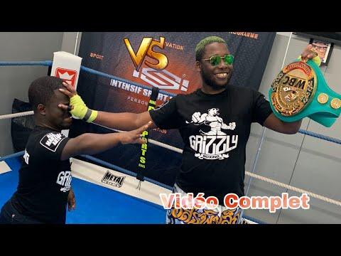 Ohmondieusalva VS Biscotte | Combat de box sur Coach Fitness