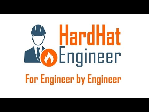 Welcome to HardHat Engineer. A YouTube Channel for Engineer ...