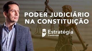 Poder Judiciário na Constituição - Prof. Ricardo Vale