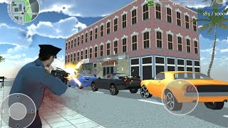 Miami Crime Police (by Mine Games Craft) Android Gameplay [HD]