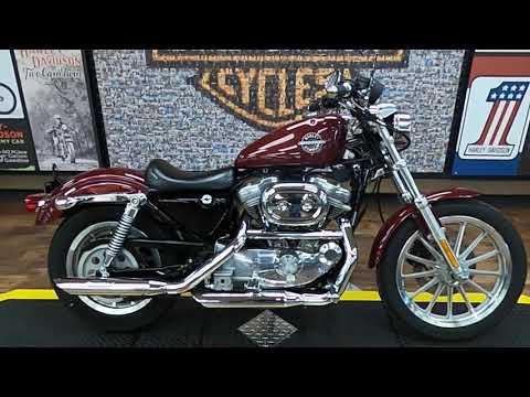 2002 Harley-Davidson Sportster XLH 883