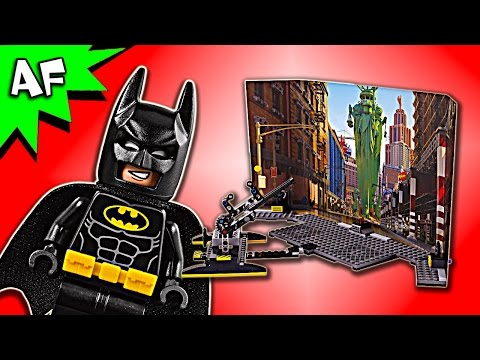 Vidéo LEGO The Batman Movie 853650 : Ensemble Movie Maker Batman LEGO Batman Le Film