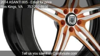 2014 ASANTI 805  - for sale in Virginia Beach , VA 23451